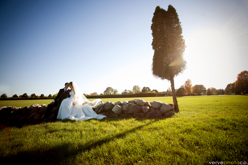 An Outdoor Wedding Ceremony At London S Hunt Club: A London Hunt And Country Club Wedding