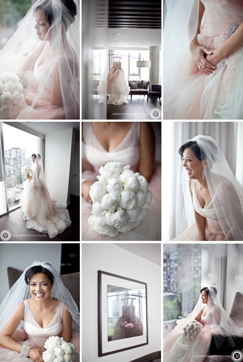 Thompson Hotel Wedding Toronto, Thompson Hotel Bride Prep