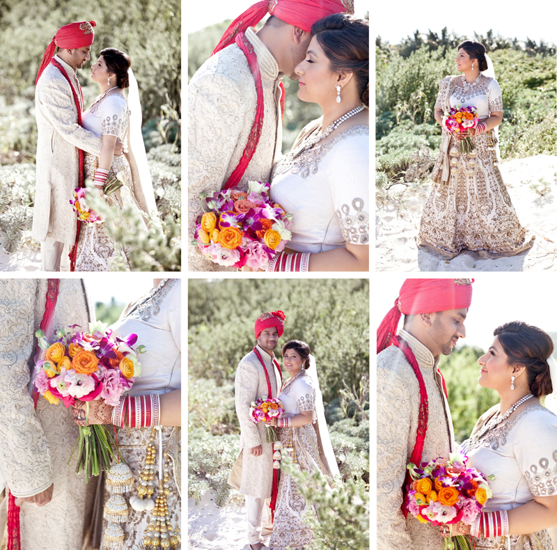 toronto destination wedding photography, south asian wedding mexico
